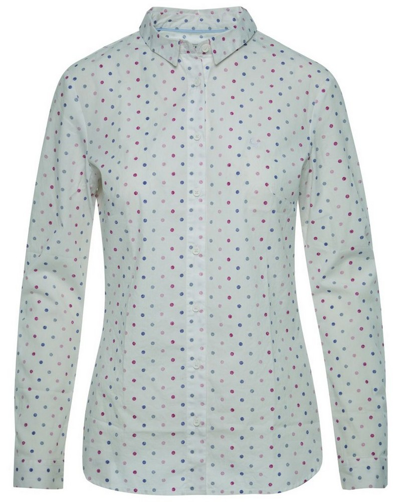 Chelsea Women's Shirt -  white-assorted