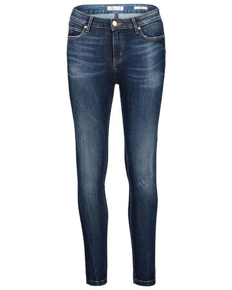 Women's Poppi Skinny Denim -  blue