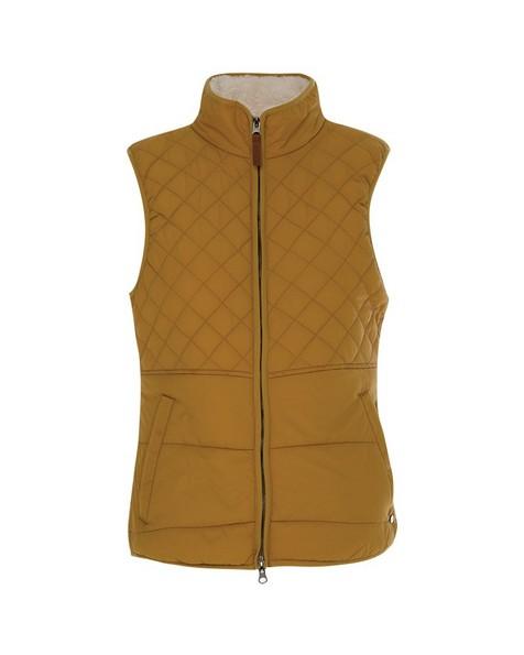 Old Khaki Women's Lana Puffer Jacket  -  ochre