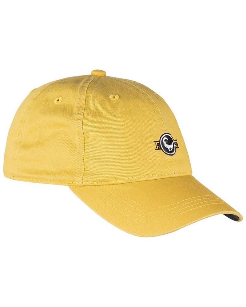 Maxwell Cap -  yellow-black