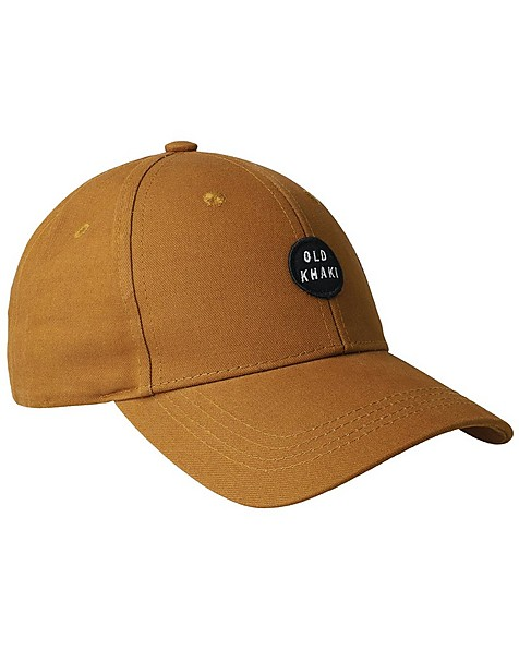 Enoch Branded Cap -  brown