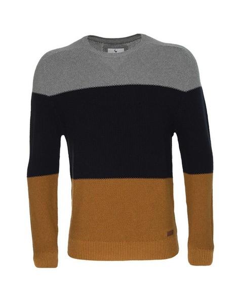 Vin Pullover  -  brown