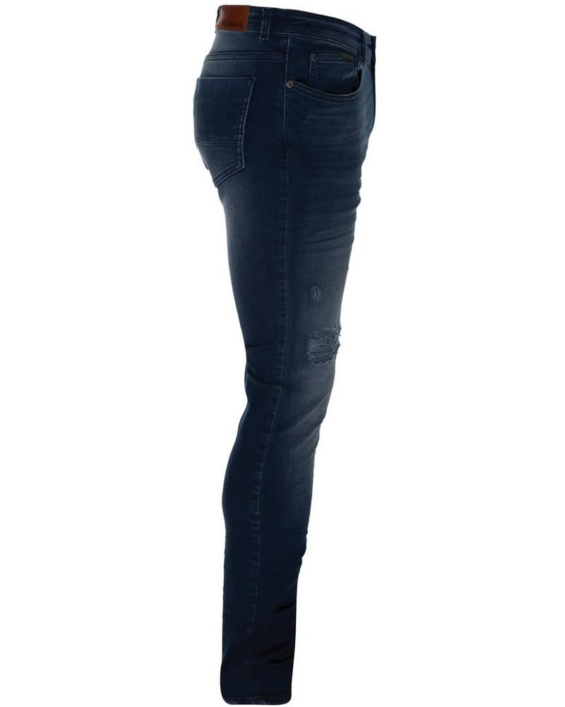 Old Khaki Men's Joel 33 Skinny Leg Denims -  midblue