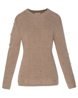 Sara Women's Pullover -  taupe