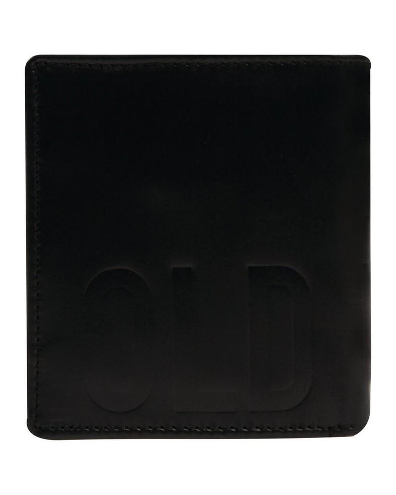 Colten Leather Wallet -  black