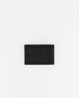 Men's Richard Leather Cardholder -  black