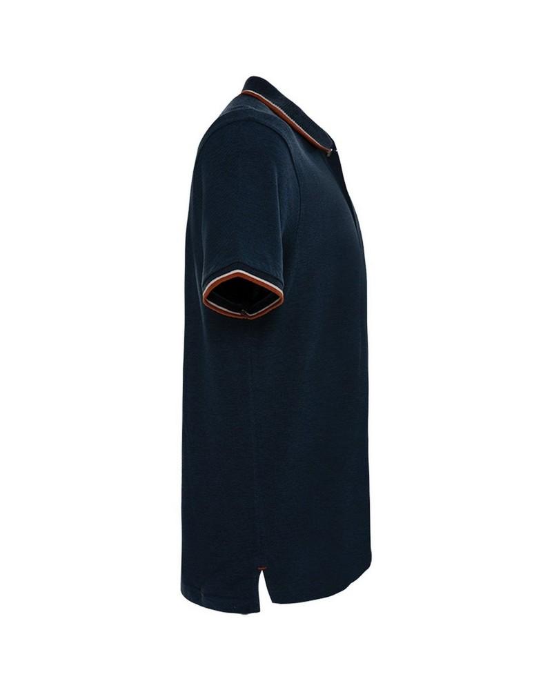 Old Khaki Men's Shelton Relaxed Fit Golfer  -  blue