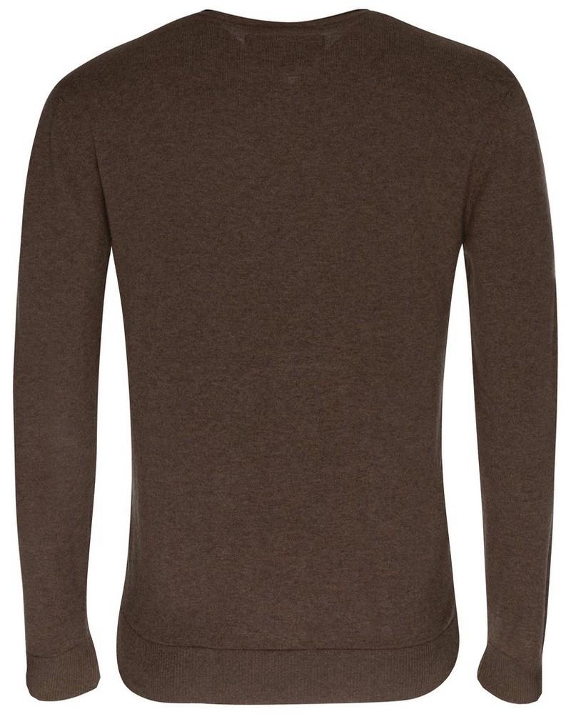 Men's Rustin Pullover  -  brown
