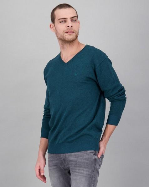 Men's Rustin Pullover -  teal