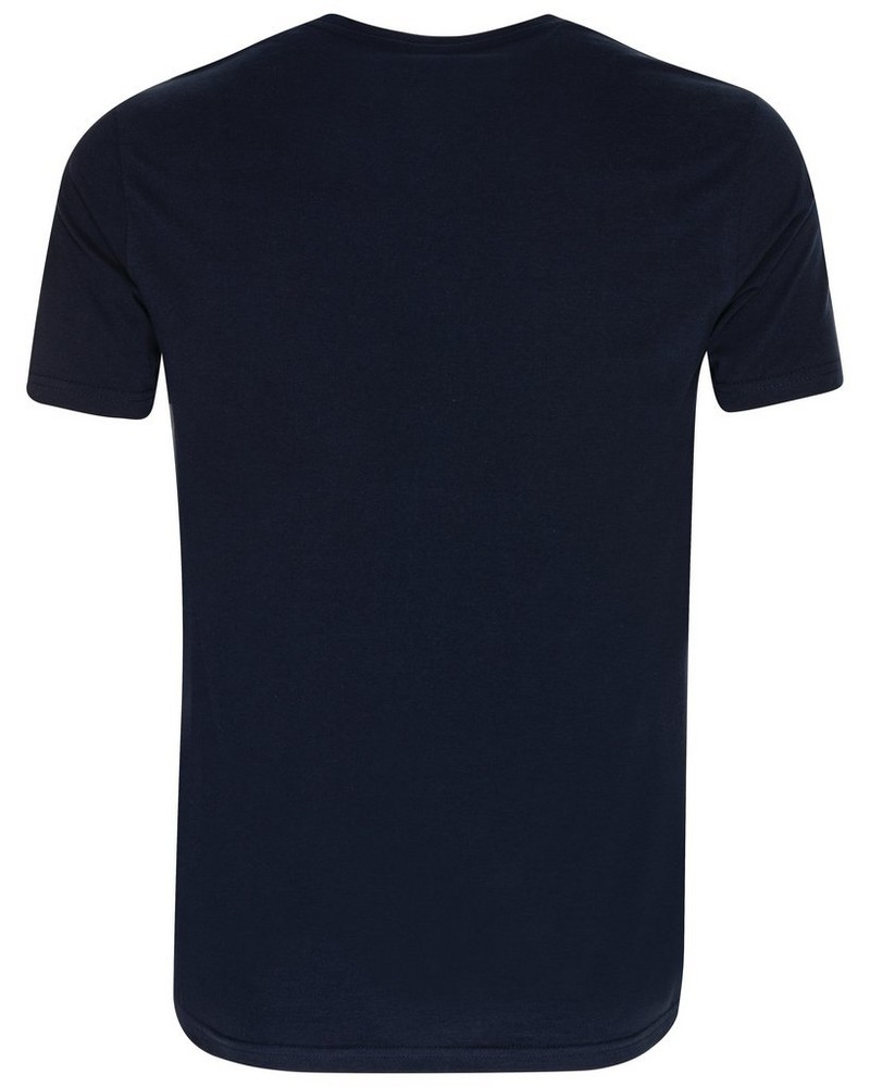 Old Khaki Men's Nico Standard Fit T-Shirt -  navy