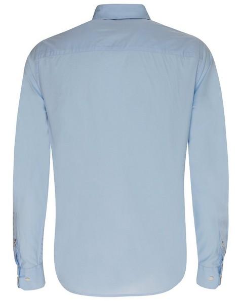 Andy Slim Fit Shirt -  lightblue