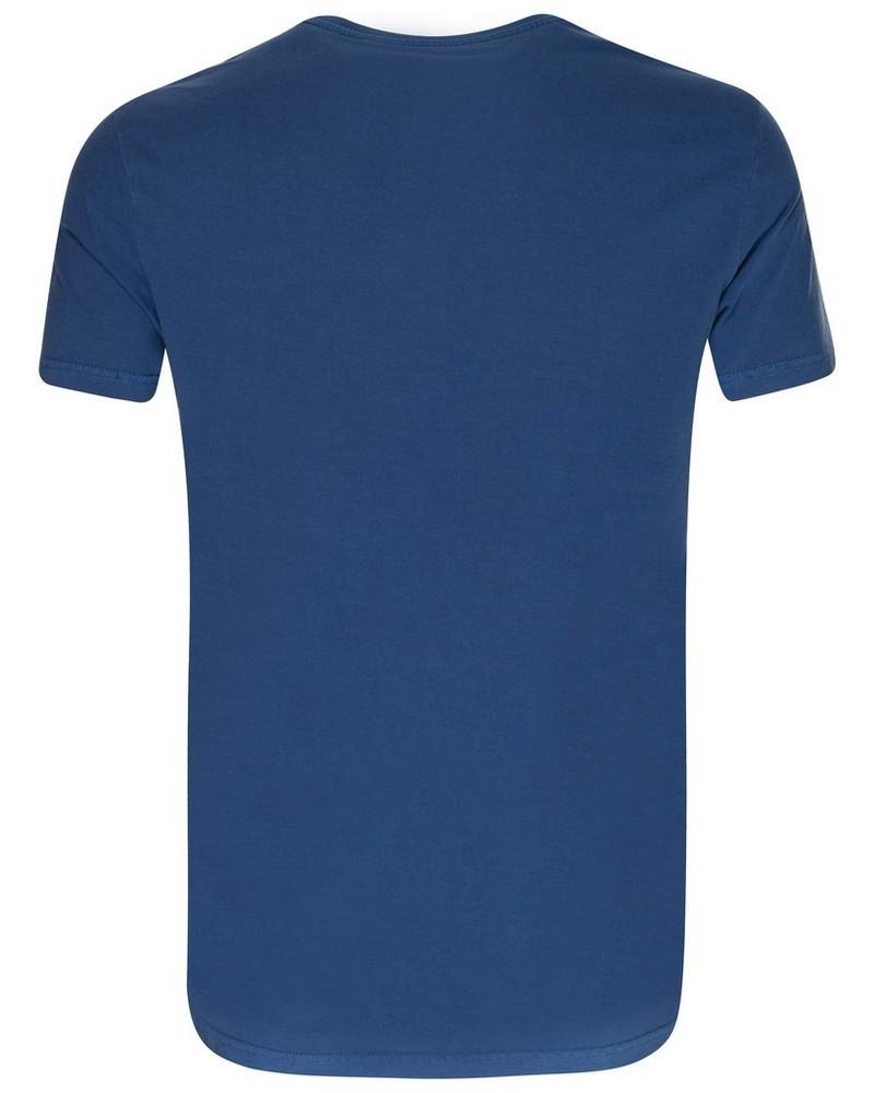 Rosco Tee Mens -  blue