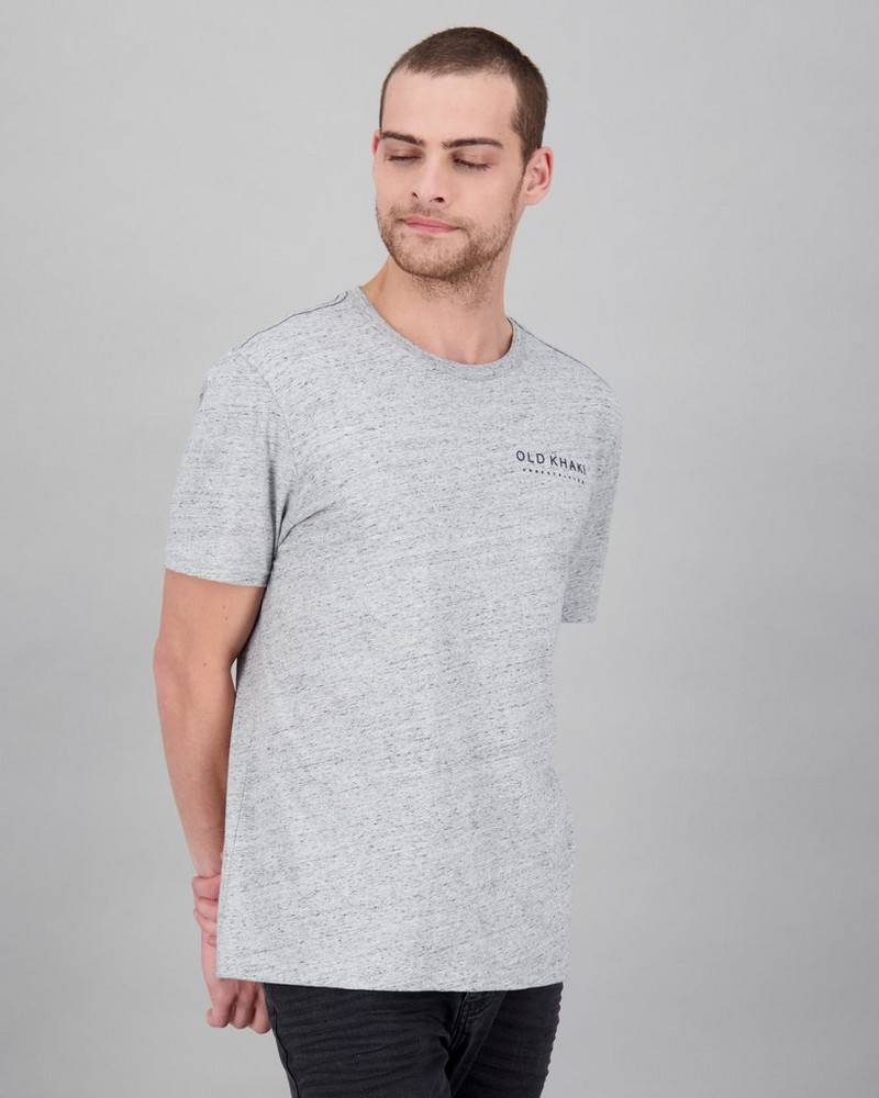 Men's Branson Relaxed Fit T-Shirt -  grey