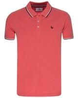 Men's Rufus Standard Fit Golfer -  coral