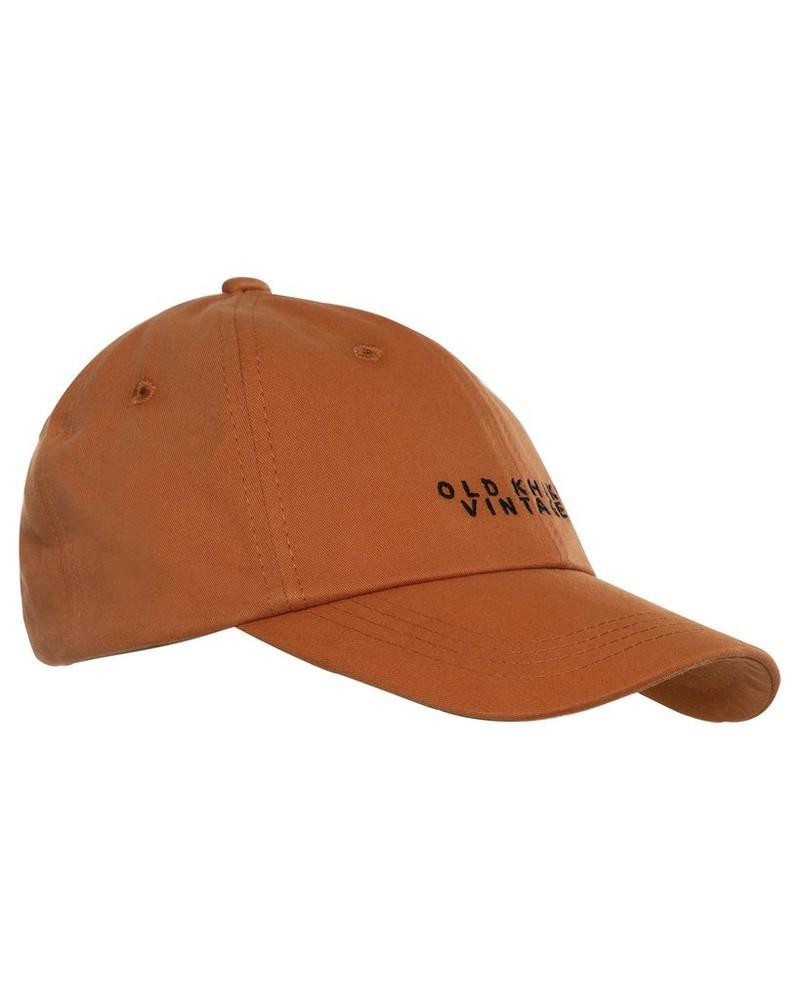 Stephen Branded Peak -  tan-black