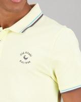 Men's Benny Standard Fit Golfer -  yellow