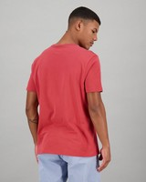 Men's Edison Relaxed Fit T-Shirt -  red