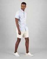 Men's Anthony Slim Fit Shirt -  blue