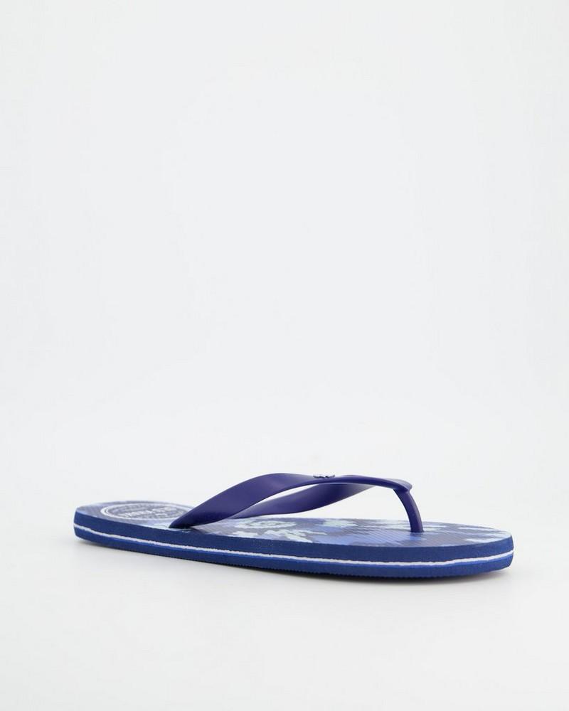 Men's Pacifico Flip Flop -  blue