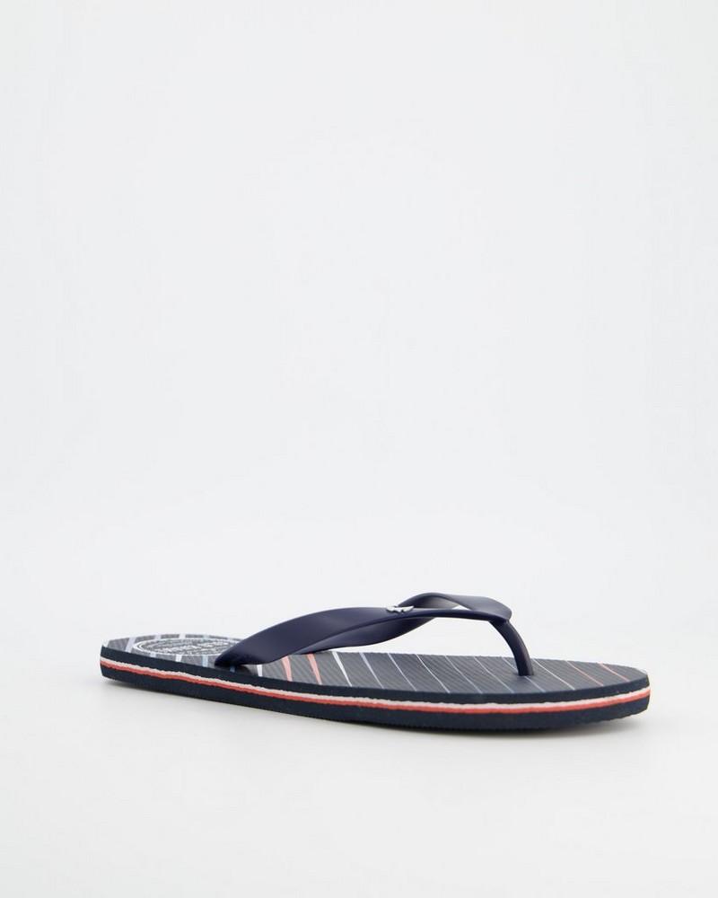 Men's Pacifico Flip Flop -  navy