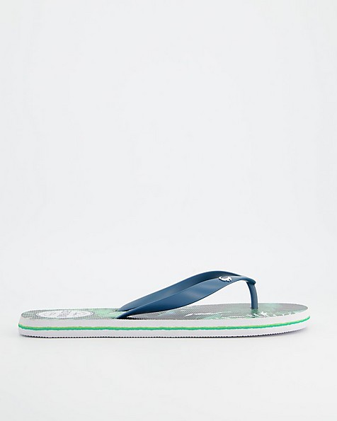Men's Pacifico Flip Flop -  green