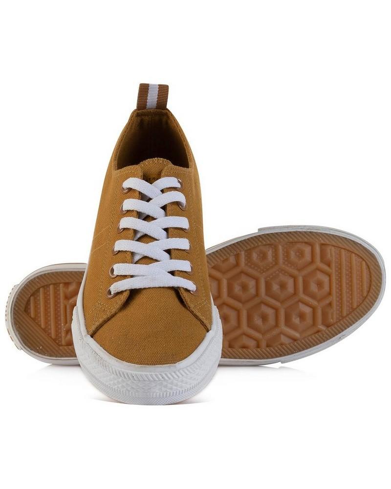 Old Khaki Ame Sneaker Ladies -  ochre