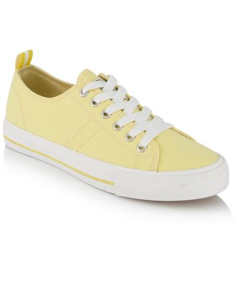 Women's Ame Sneaker -  yellow