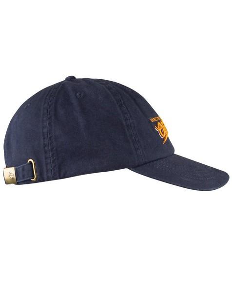 James Branded Cap -  navy-yellow