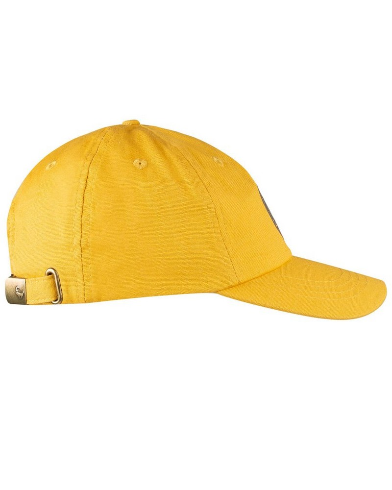 Bryant Branded Cap -  yellow-charcoal