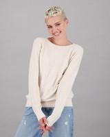Women's Lyanna Pullover -  oatmeal