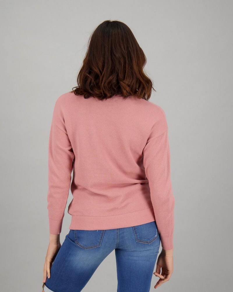 Women's Lyanna Pullover -  pink