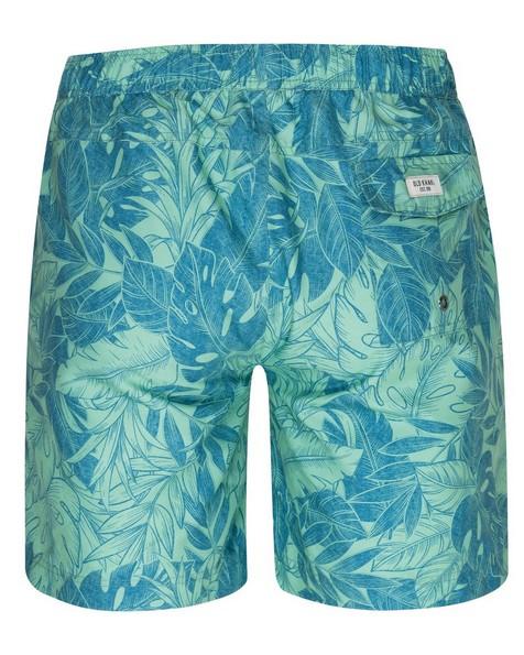 Men's Emilio Swim Shorts -  sage
