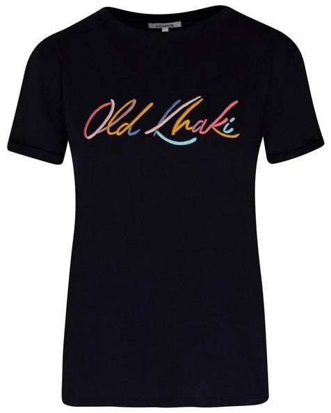 Finola T-Shirt -  navy