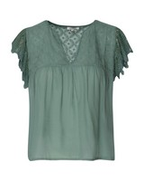 Women's Nicky Top -  teal