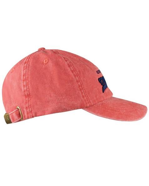 Caden Retro Cap -  watermelon-navy