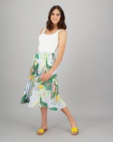 Women's Katia Pleated Skirt -  assorted