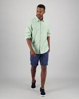 Men's Camden Slim Fit Shirt -  sage