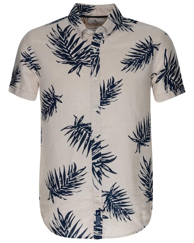 Men's Ed Slim Fit Shirt -  stone