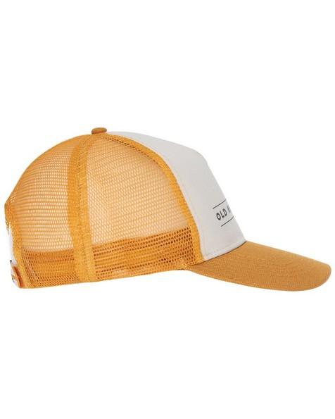 Men's Emmett Trucker Cap -  yellow-milk
