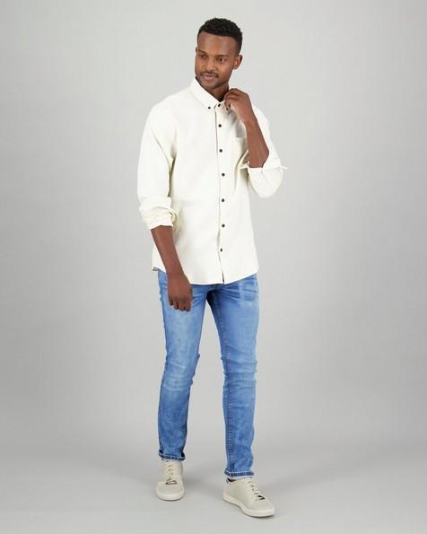 Men's Rusty Slim Fit Shirt -  stone