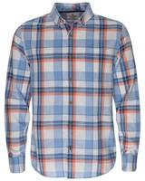 Men's Silas Slim Fit Shirt -  orange