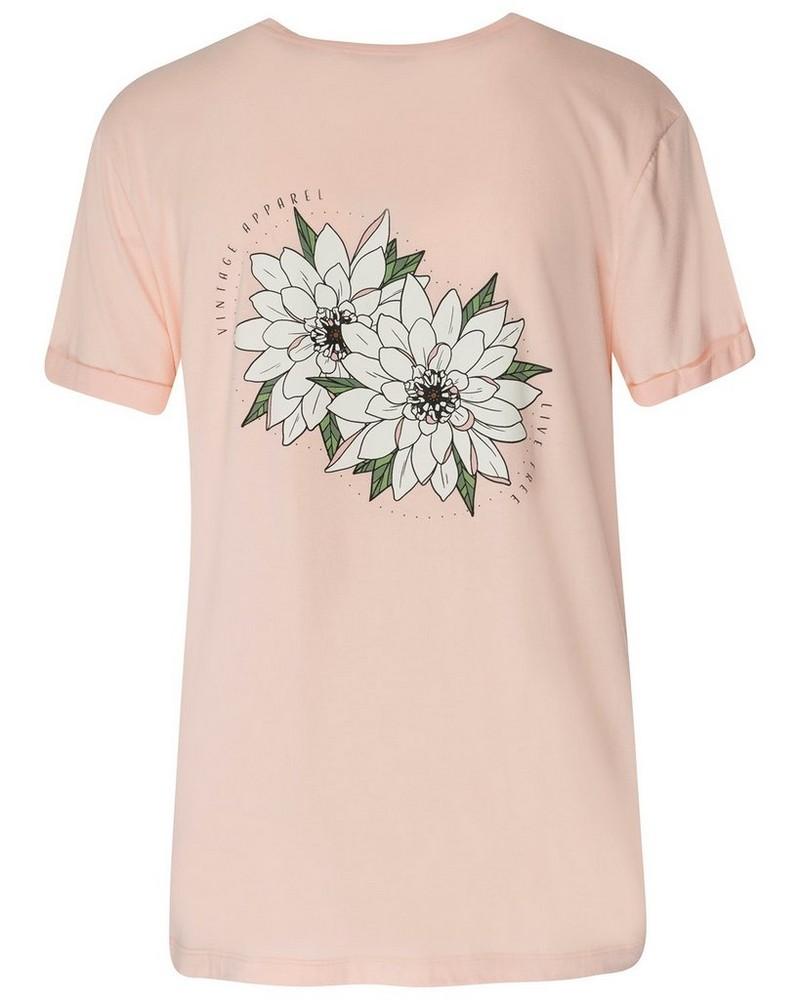Women's Clove T-Shirt -  pink-pink