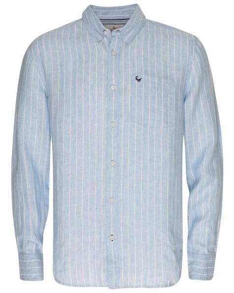 Men's Franklin Regular Fit Shirt -  lightblue