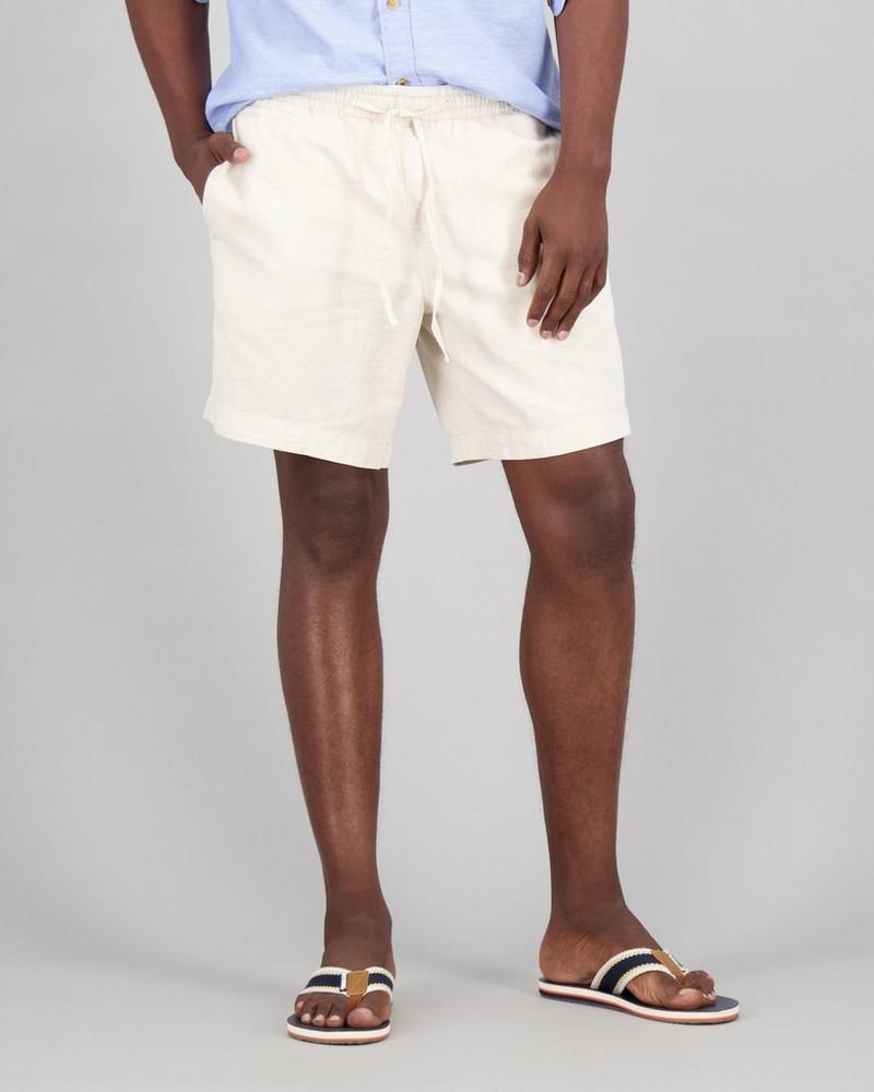 Men's Liam Shorts -  stone