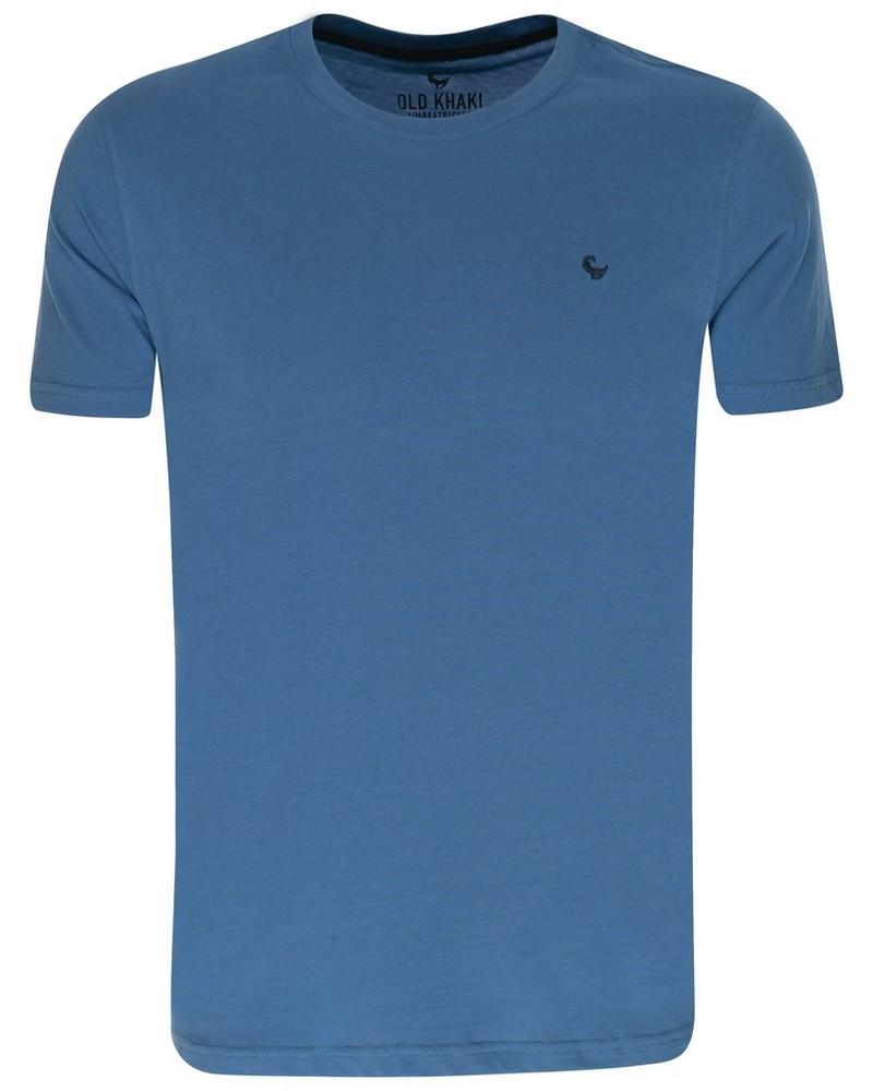Bryan T-Shirt -  blue