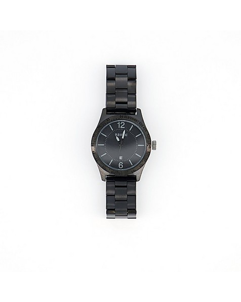 Men's Mateo Watch -  black-grey