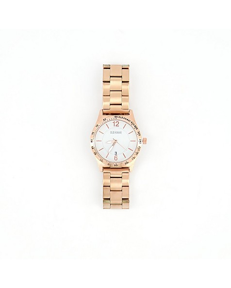 Men's Masie Watch -  white-rose