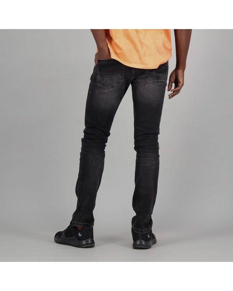 Men's Joel 39 Skinny Leg Denim -  black