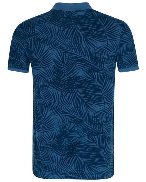 Men's Tyrell Standard Fit Golfer -  blue