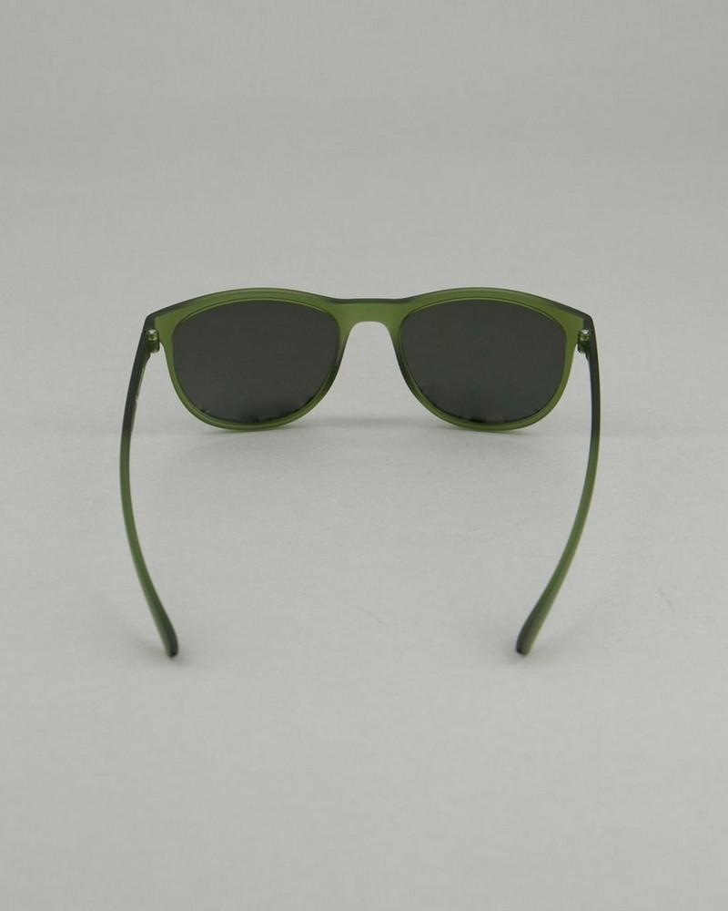 Men's Polarised Sunglasses -  grey-olive